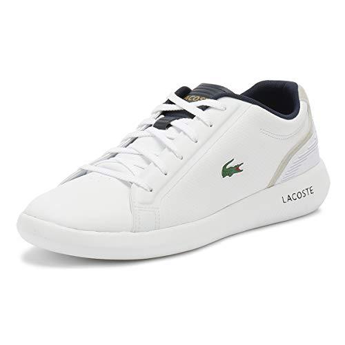 Lacoste Herren Weiß Avantor 318 3 Sneakers-UK 7