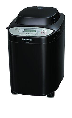 Panasonic SD-2511KXE - Panificadora con dispensador (33 modos preprogramados), color negro