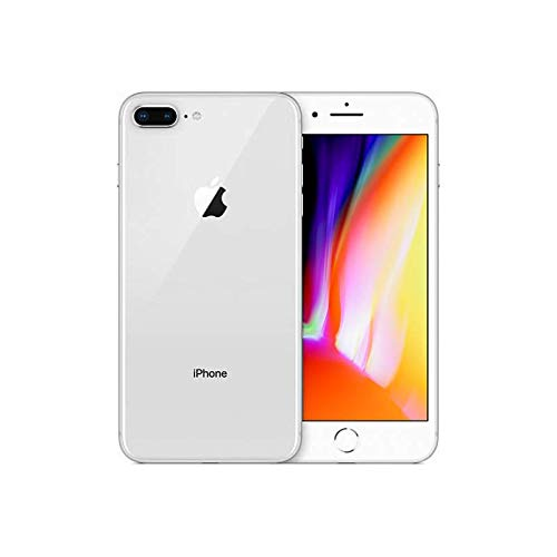 Apple iPhone 8 Plus 64GB Argento (Ricondizionato)
