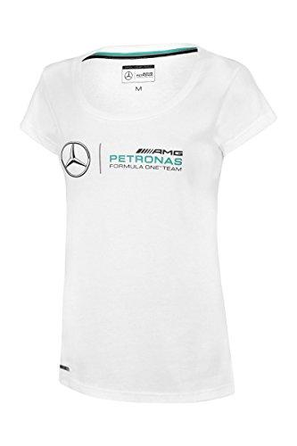 2016-mercedes-amg-f1-formula-one-team-mesdames-t-shirt-pour-homme-logo-t-shirt-pour-femme-blanc