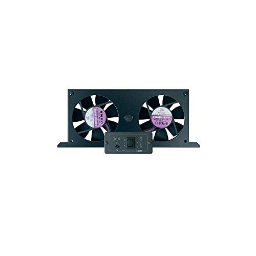 Kit ventilador 2 ventilador + panel control CBE P292-2