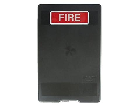 Fire niteredi de rangement/presse-papiers avec lumière (avec badge Rouge Fire