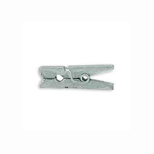 lwr-crafts-wooden-mini-clothespins-15-colors-100-per-pack-1-25cm-silver