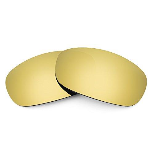 Revant Ersatzlinsen für Costa Brine Polarisierung Elite Gold MirrorShield®