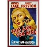 El Cuervo (This Gun For Hire) (Dvd Import) (2007) Varios