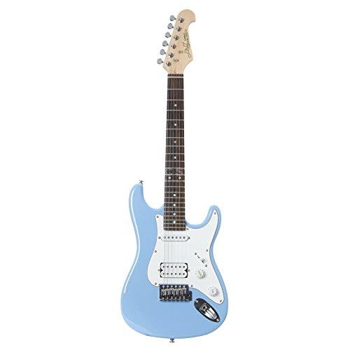 Gitarre 3/4Junior Jack & Danny ST-Mini SBL Sky Blue