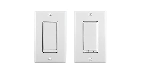 ge 45613 ge wave 3. GE 45613 Z-Wave 3-Way Dimmer Switch Z-Wave: Amazon.co.uk: Electronics Ge Wave 3
