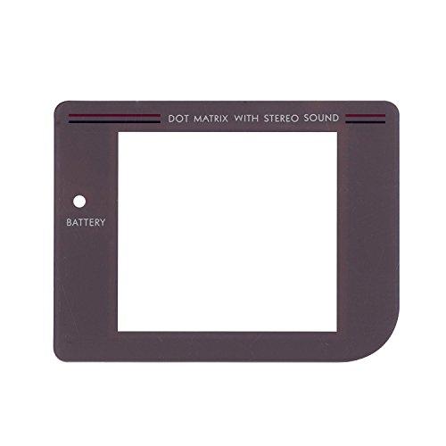 eJiasu Ersatzschutzschirm -Objektiv-Fall-Abdeckung für Nintendo Game Boy Game Boy GB System Bildschirm-Objektiv-Schutz-Pack 1 Stück