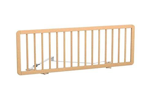 Barrera de Cama de Madera Ibaby AT4. Diseño y Seguridad.