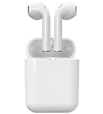 Écouteurs Bluetooth a sans Fil, Casque Audio avec Station de Recharge, Iphone, Samsung et kit Mains Libres par Adorezyp - Protections d'écran , Housses , Chargeurs , Kindle & Fire, Etuis , Téléphone Mobile, PC Portable, Tablette