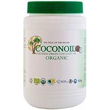 Aceite de Coco Virgen Ecológico Coconoil Organic 1L