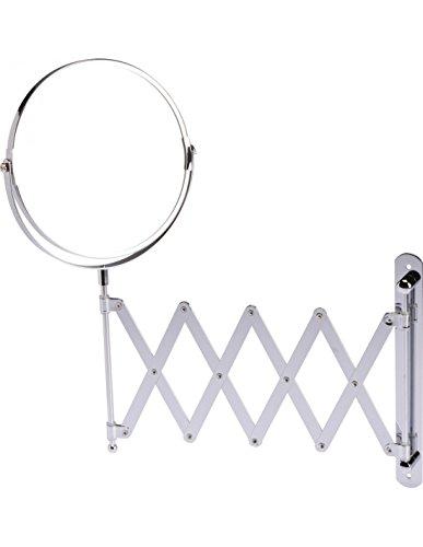 Miroir grossissant extensible 17