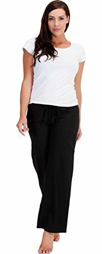 LADIES WOMENS LINEN CASUAL TROUSERS WITH POCKETS Test