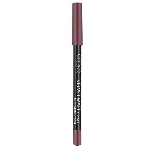 Catrice Lippen Lipliner Velvet Matt Lip Pencil Colour & Contour Nr. 090 Mauve Me Tender 1 g