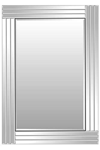 MirrorOutlet Espejo Pared Grande Veneciano Biselado