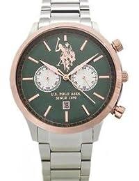 Reloj U.S. Polo ASSN. Ambassador Cronógrafo Hombre green dial usp4483gr