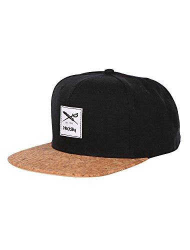 Iriedaily Exclusive Cork Cap [Black]