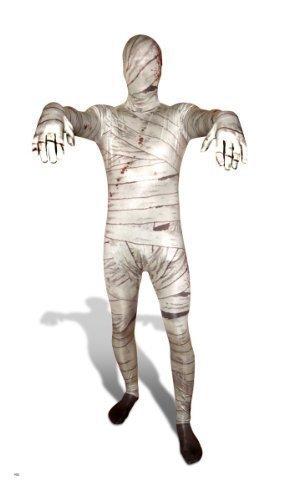 Mumie Morphsuit (Morphsuit - Mumie Verkleidung Over - Erwachsene)