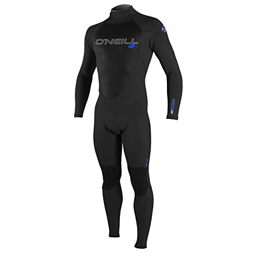 O' Neill Wetsuits Epic - Muta in neoprene 5/4 mm Full Wetsuit, Uomo, Neoprenanzug Epic 5/4 mm Full Wetsuit, Black, XXXL