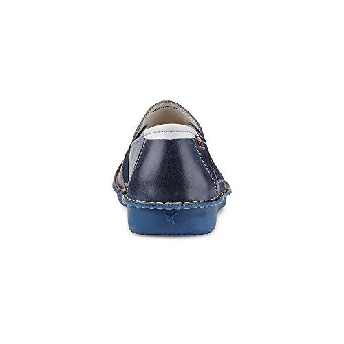 Pikolinos M7B-3079C1 Santiago Chaussures Mocassins homme dk.grey/nautic