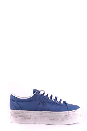 JC PLAY BY JEFFREY CAMPBELL Sneakers Donna Mcbi32650 Tessuto Blu