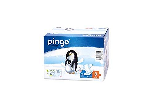 Pingo Pañales Talla 3 Midi (4-9 kg) - Caja de 2 x 44 Pañales - Total: 88 Pañales