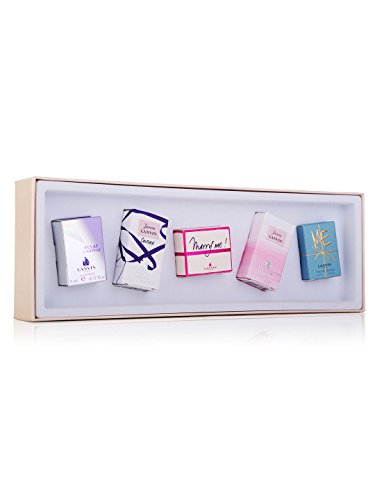 Lanvin Miniature Confezione Regalo 5 x 5ml EDP - Eclat D'Arpege + Jeanne Couture + Marry Me + Jeanne