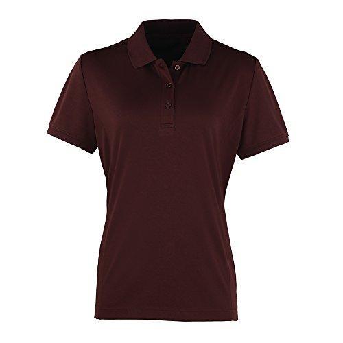 Premier - T-shirt - Femme Marron - Marron