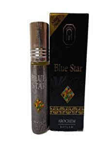 Blue Star - Apparel Perfume Concentrated Perfume Attar (Free from Alcohol)