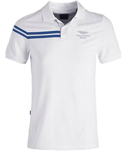 hackett-hombres-camisa-de-polo-de-amr-de-banda-reflectante-blanco-l