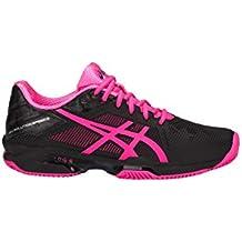 ASICS - Zapatillas de Tenis/pádel de Mujer Gel-Solution Speed ...