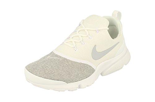 NIKE Femmes Presto Fly Se Femmes Running 910570 Sneakers Chaussures (UK 4.5 US 7 EU 38, White Wolf Grey 102)
