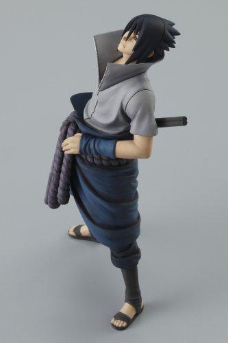 Toynami Naruto Shippuden: Sasuke Figuarts Zero PVC Figure [Toy] (japan import) 4