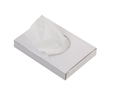 Hygiene-Bags, PZN: 8180390, Inhalt: 30 St, Farbe: weiß, Abmessungen: 9 x 13 x 2,5 cm (9 Abmessungen)