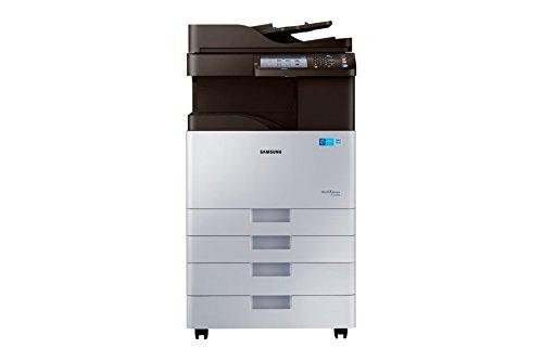Samsung SL-K3300NR Laser A3 Negro, Color blanco multifuncional - Impresora multifunción (Laser, Mono, Mono, Color, Copiar, Imprimir, 1200 x 1200