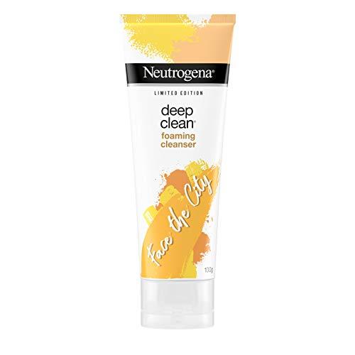 Deep Clean Gel (Neutrogena Deep Clean Foaming Cleanser, 100g)