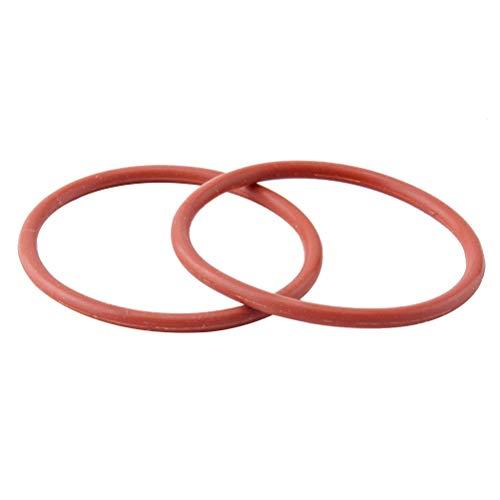 LIOOBO 2 STÜCKE staubdicht Und ölbeständig Spezielle O-Ring Reise Ring Gabel Gabel Ring Vor Mountainous Fahrrad Stoßdämpfer