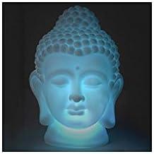 LED cabeza de Buda