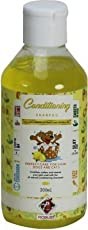 Robust Dog/Cat Conditioning Shampoo with Jojoba Oil and Lemon Extract, 200 ml