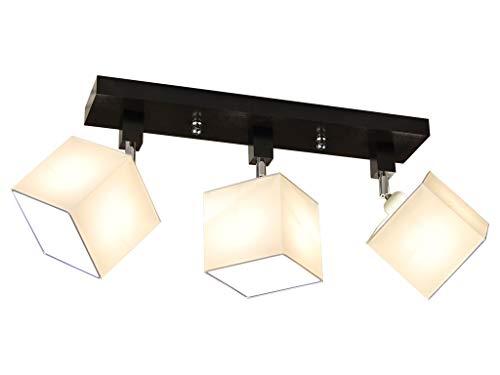 Plafoniere Eleganti Da Soffitto : Plafoniera illuminazione a soffitto in legno massiccio lls311dpr