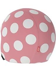 Egg - Producto deportivo infantil, tamaño S - M, color rosa / blanco