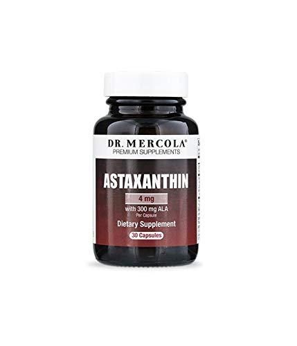Mercola - Astaxanthin mit ALA