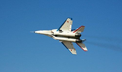 MiG Stratosphärenflug in Moskva