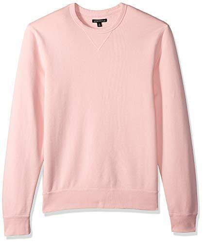 Garment Dyed Crew Shirt (J.Crew Mercantile Herren Garment Dyed Crew Sweatshirt, Warm Pink, X-Groß)