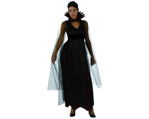 Kostüm Femme Vampir De (Atosa 70410 - Verkleidung Gothik Vampir  Gr.)