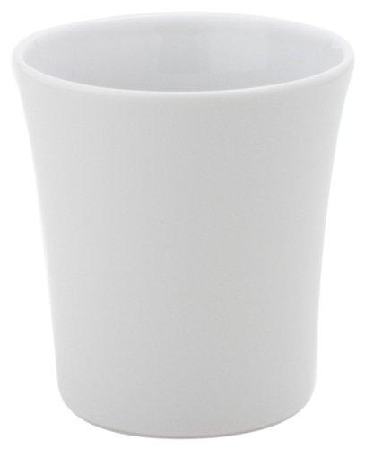 Kahla - Porcelaine pour les Sens 325010A90032C Update Tasse/Gobelet à Chocolat/Café Blanc 8,5 x 9,5 cm
