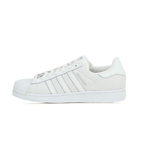 Adidas - Superstar 80S Dlx - S75830 - Color: Blanco - Size: 39.3 cvgLx5AYk