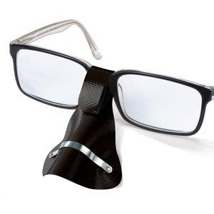 Protector de nariz para gafas de colour negro