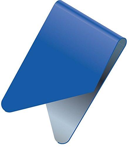 Exacompta Sattel-Reiter aus Metall, blau