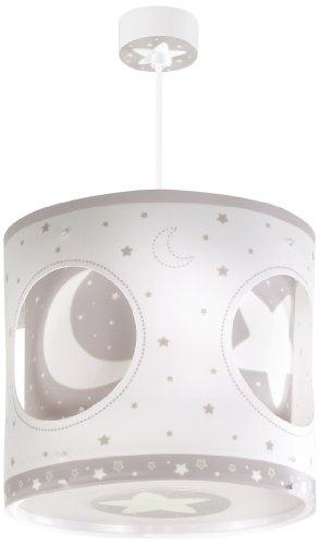 Dalber 63234E - Lámpara colgante giratorio,...